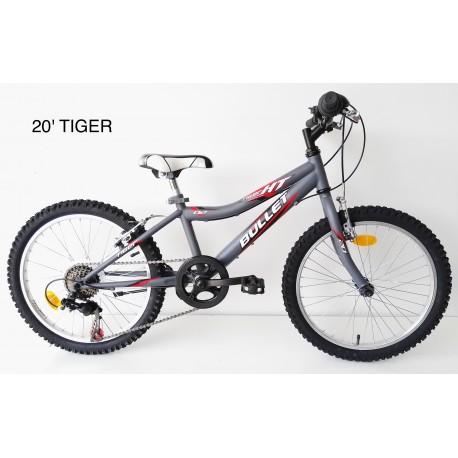 """20"""" TIGER 6V BULLET"""